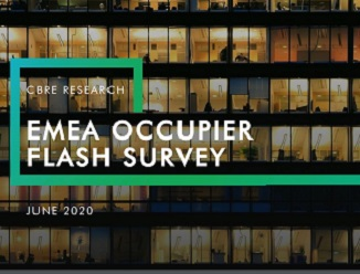 EMEA Occupier Flash Survey 2020