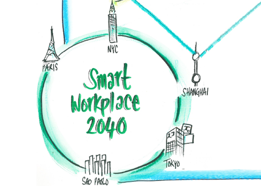 Smart Workplace 2040
